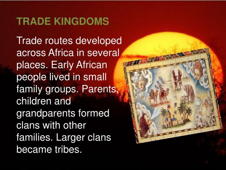 TRADE KINGDOMS