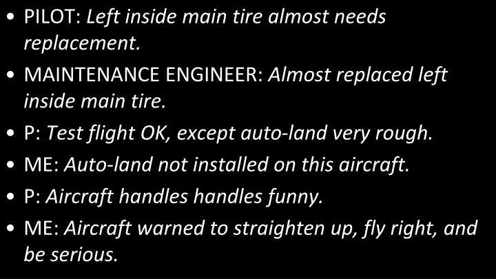 PILOT: