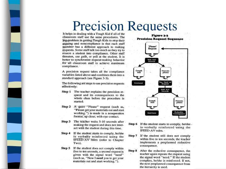 Precision Requests