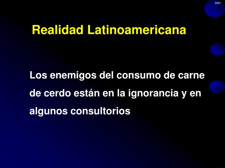 Realidad Latinoamericana
