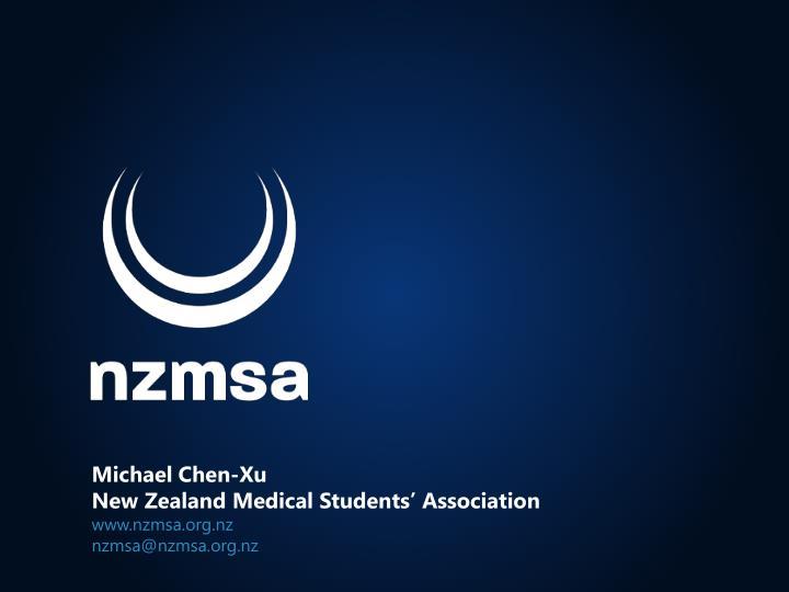 Michael Chen-Xu