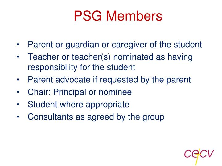Parent or guardian or caregiver of the student