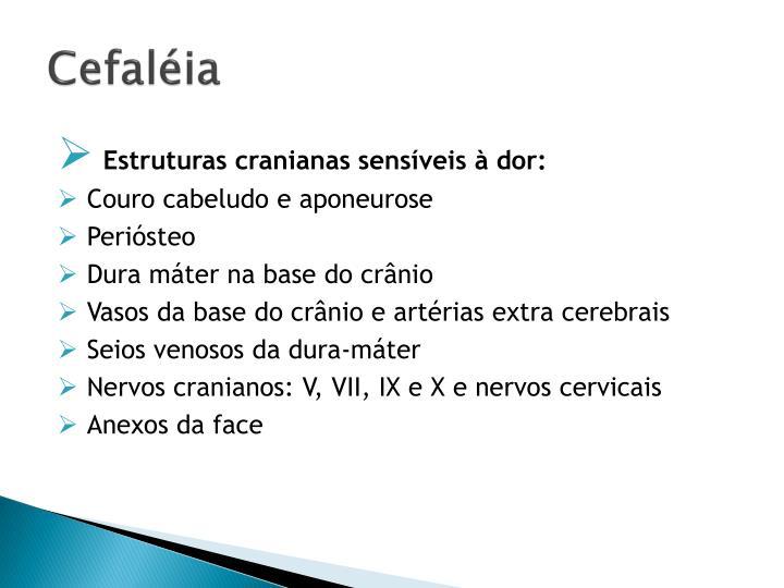 Cefaléia