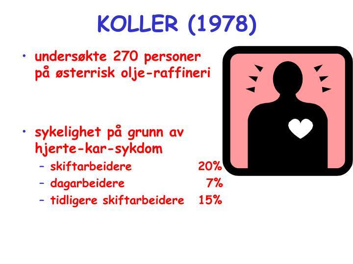 KOLLER (1978)