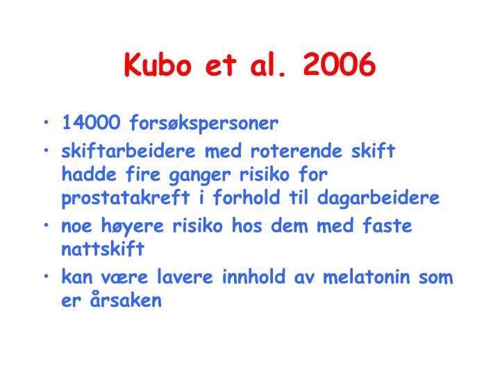 Kubo et al. 2006