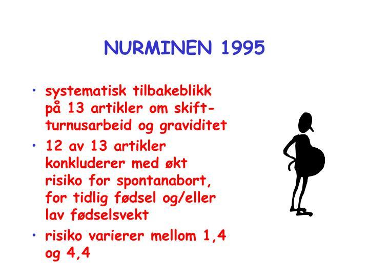 NURMINEN 1995