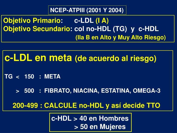 NCEP-ATPIII (