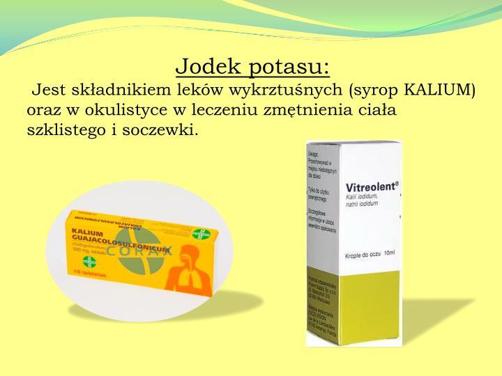 Jodek potasu: