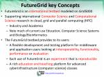 futuregrid key concepts