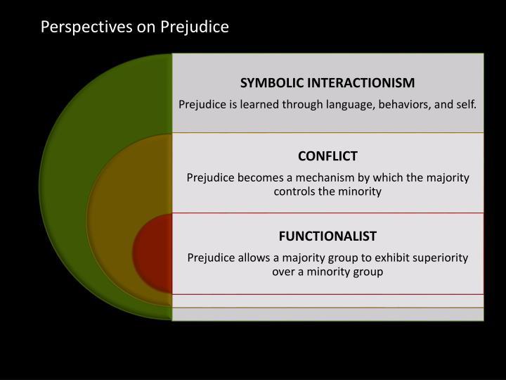 Perspectives on Prejudice