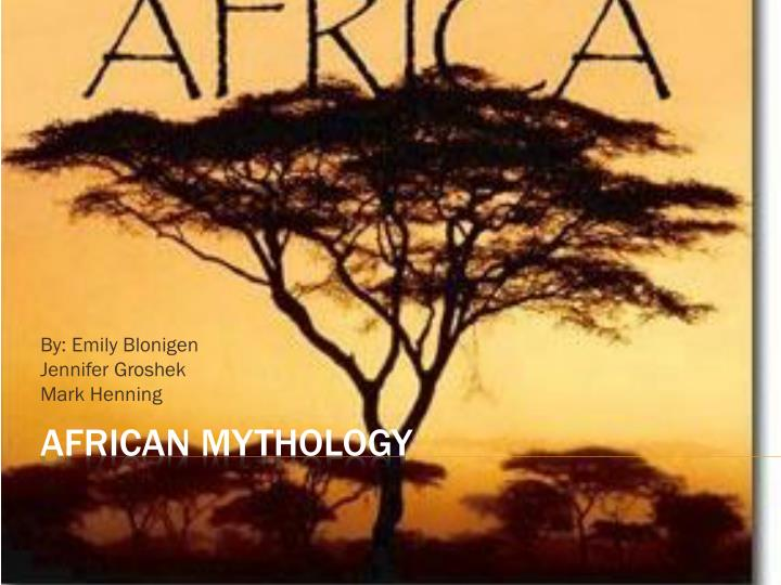 essay on pygmies of africa