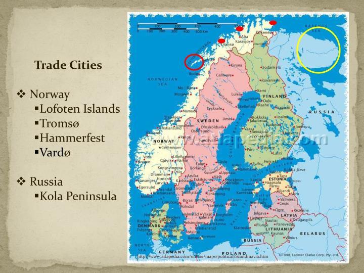 Trade Cities
