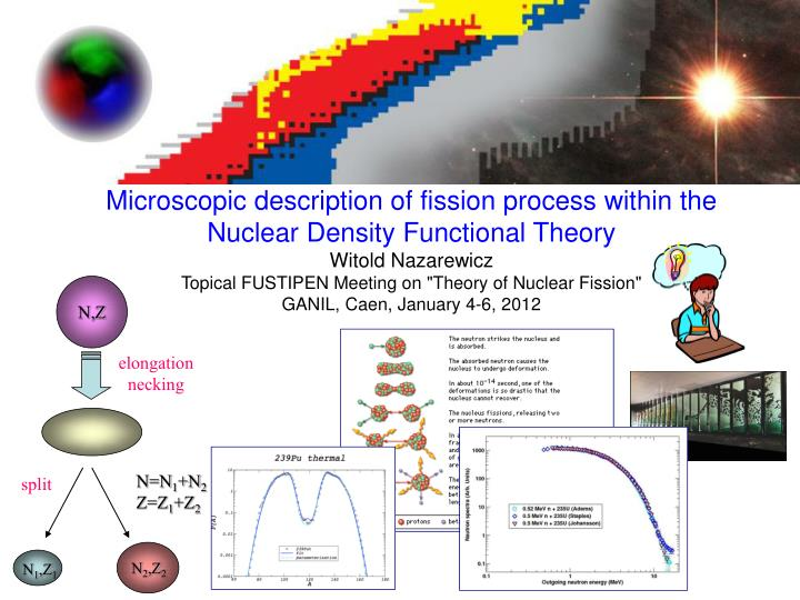 Microscopic description of fission process within the Nuclear Density Functional Theory