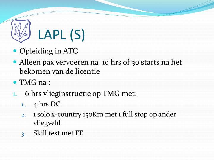 LAPL (S)