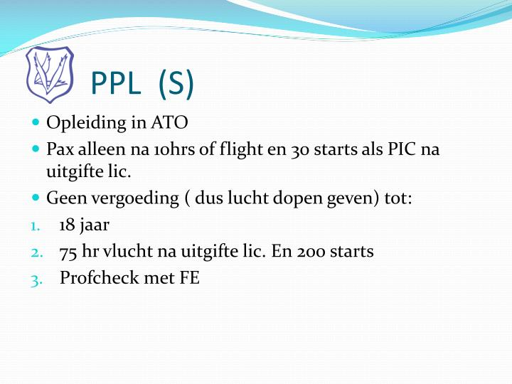 PPL  (S)