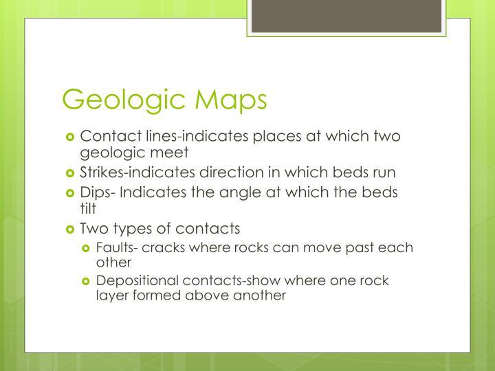 Geologic Maps