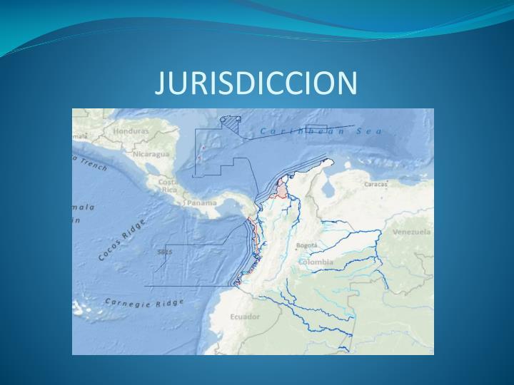 JURISDICCION