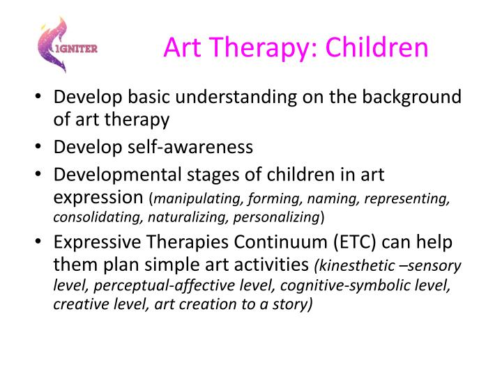 Art Therapy: Children