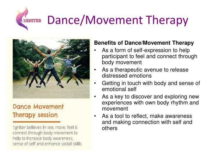 Dance/Movement Therapy