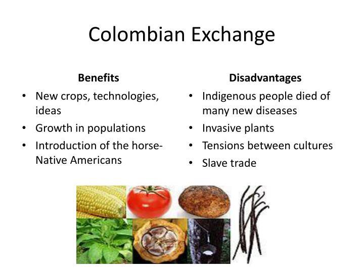 Colombian Exchange