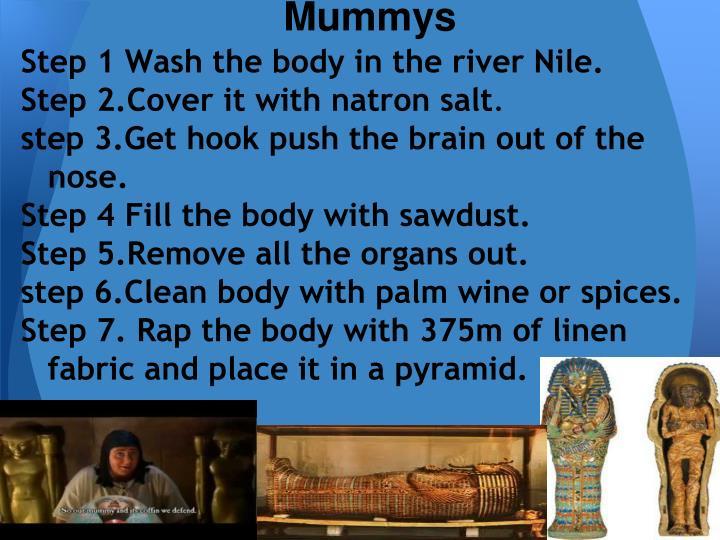 Mummys