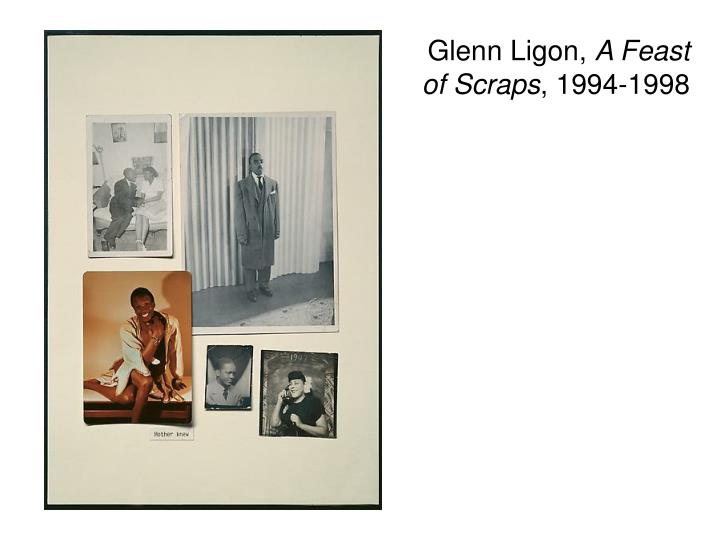 glenn ligon a feast of scraps 1994 1998