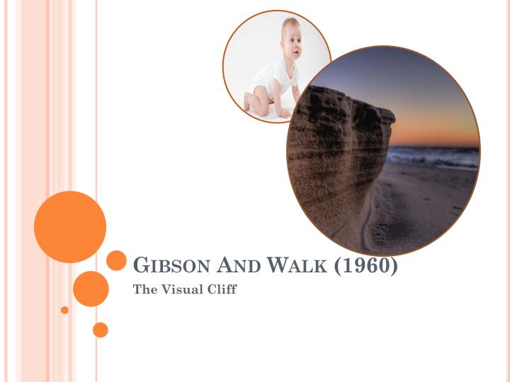 Gibson and walk 1960