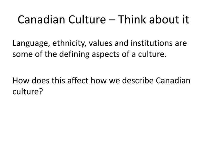 canadian identity research essay Looking for argumentative essay topics it's hard to generalize in this type of essay however, there's a ton of research on child development and psychology.