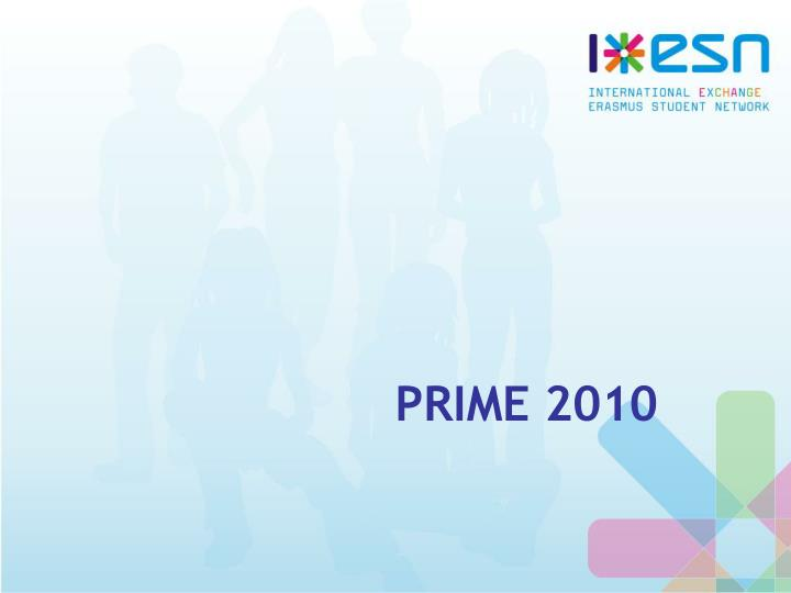 PRIME 2010