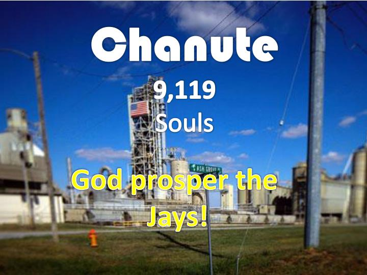 Chanute