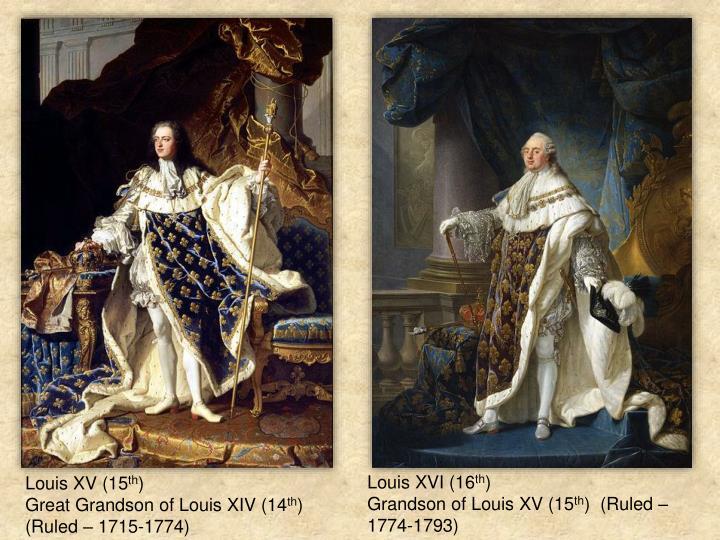 Louis XVI (16