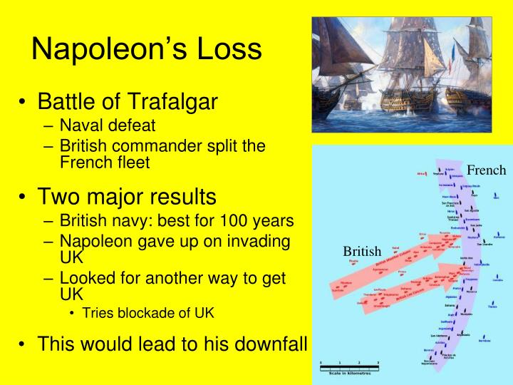 Napoleon's Loss
