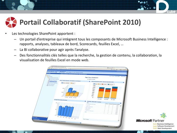 Portail Collaboratif (SharePoint 2010)