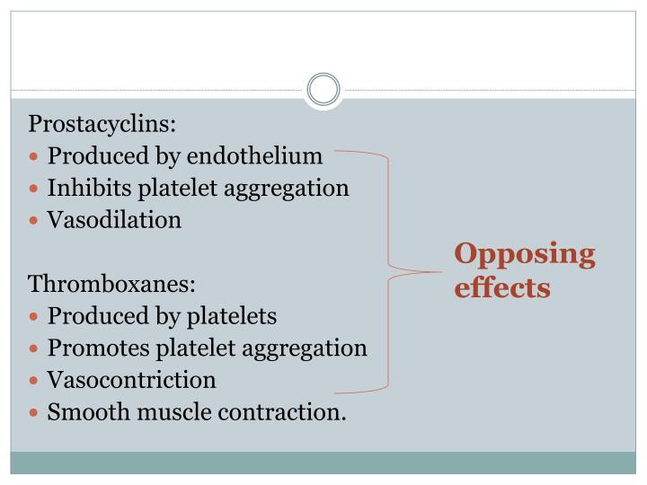 Prostacyclins