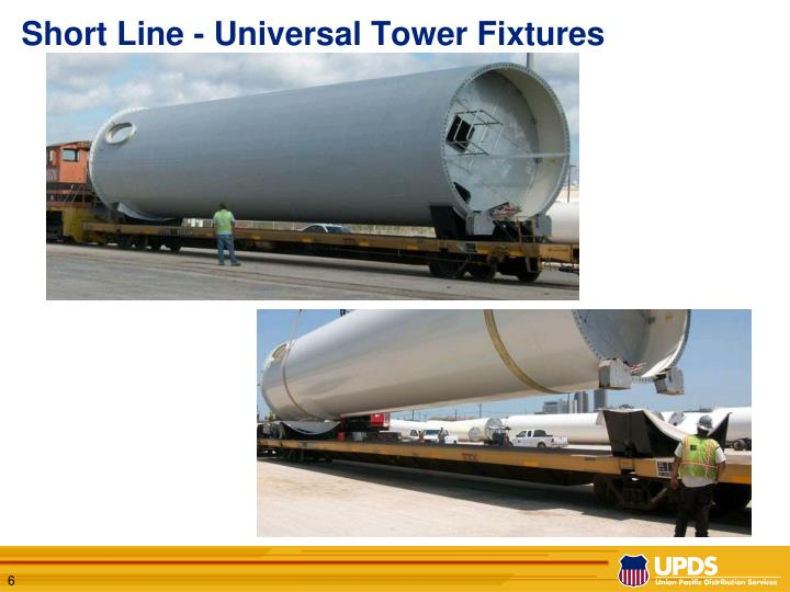Short Line - Universal Tower Fixtures