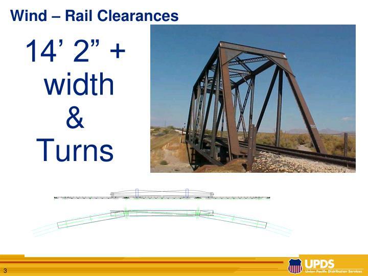 Wind – Rail C
