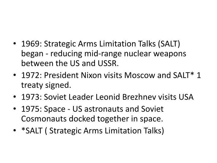 1969: Strategic Arms
