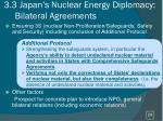 3 3 japan s nuclear energy diplomacy bilateral agreements