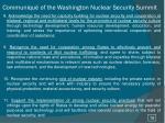 communiqu of the washington nuclear security summit3