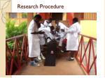research procedure2