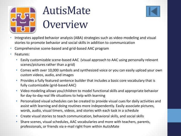 AutisMate