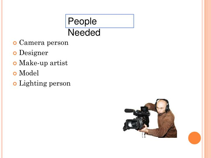 People Needed