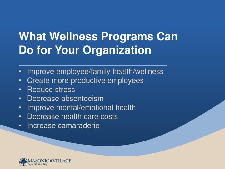 What Wellness