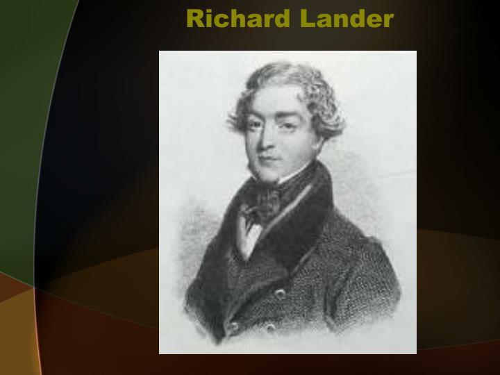 Richard Lander