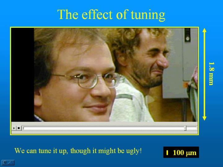 LHC progress