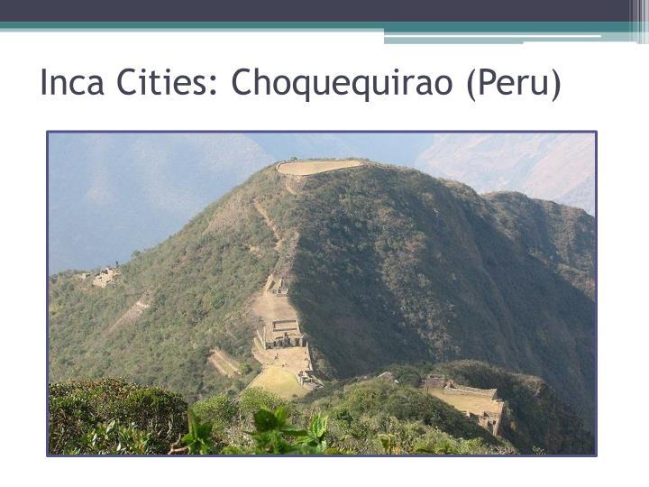 Ppt The Incas Powerpoint Presentation Id 2003437