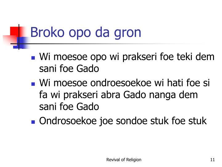 Broko