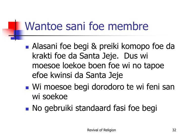 Wantoe