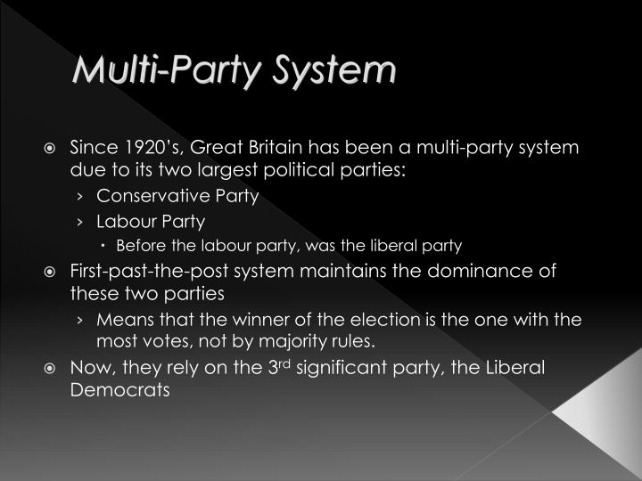 Multi-Party System