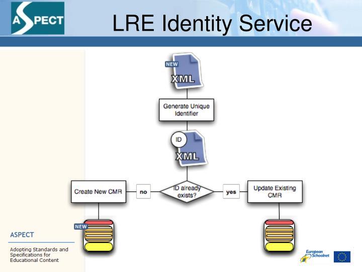 LRE Identity Service